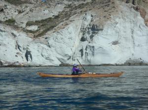 0 nautilus wooden kayaks Cabo de gata 2017 el nuevo night heron de carmen