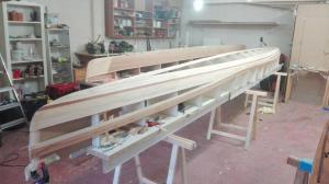 surfski de madera nautilus kayaks 1
